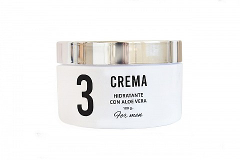 Crema Humectante For man
